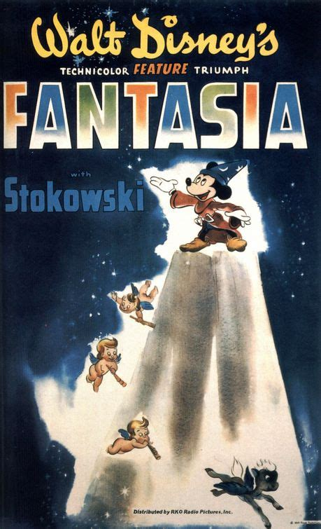 Fantasia (1940) - Review, Blu-ray Review, Image Gallery & More