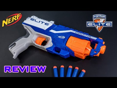 [[GERMAN]]NERF Elite Stockade Unboxing + Review! - YouTube