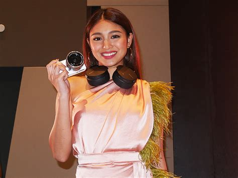 Sony PH picks Nadine Lustre anew as digital imaging and