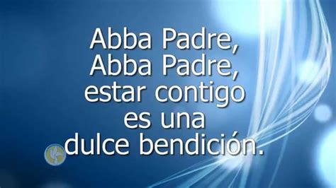 Abba Padre - Marco Barrientos - YouTube