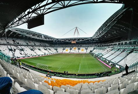 Buy tickets for Juventus home and away matches