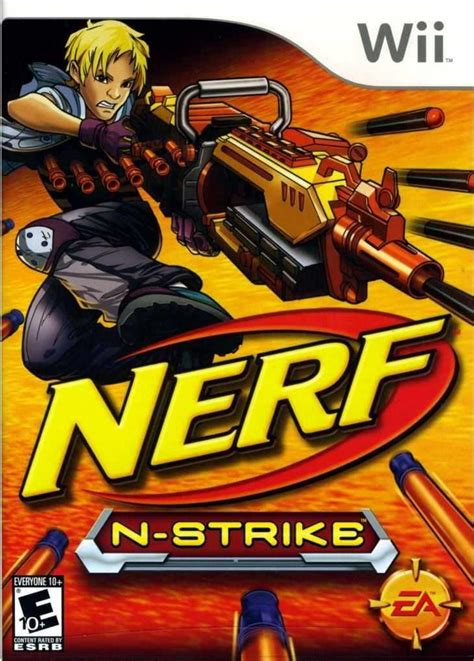 Nerf N-Strike - Wii | Review Any Game