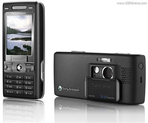 Sony Ericsson K790 pictures, official photos