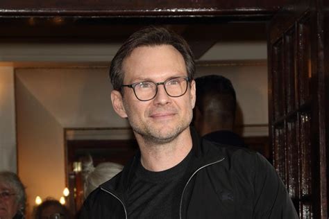Christian Slater's Wife Brittany Made Him an Advocate for