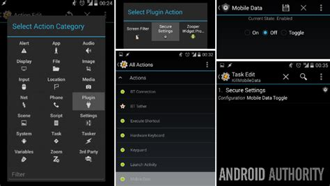 Android customization - save battery life and data usage