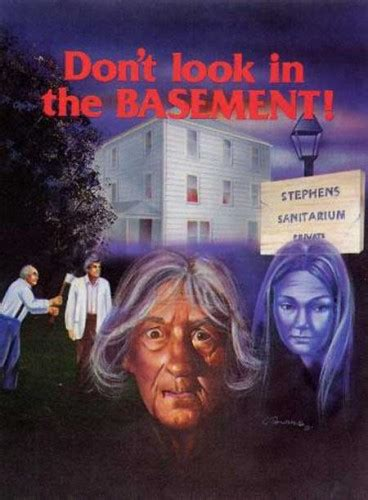 Don't Look in the Basement - Digitally Restored '70s B