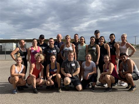 CrossFit | Course Photos | July 1-7 2019