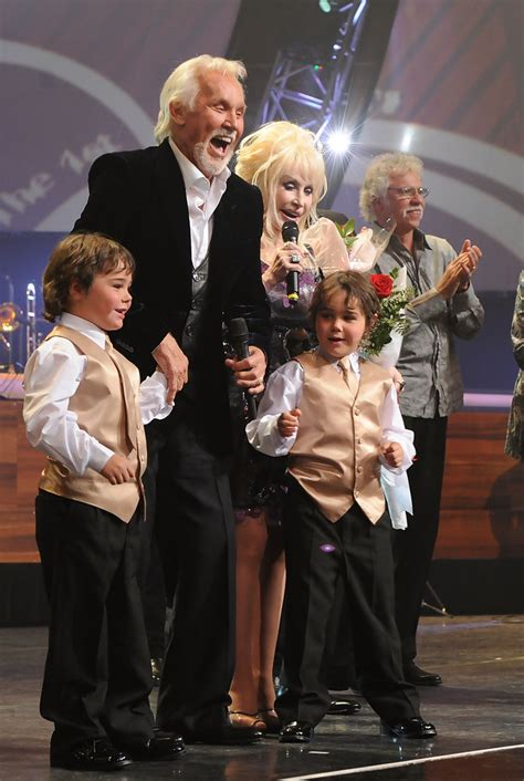 Kenny Rogers, Dolly Parton - Dolly Parton Photos - Kenny