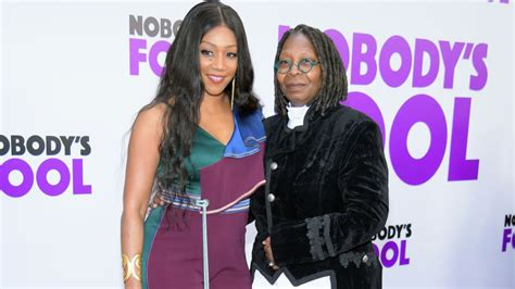 Tiffany Haddish Says Whoopi Playing Her Mom Was An