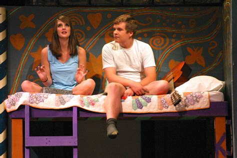 Butterflies Are Free | Department Of English And Theatre