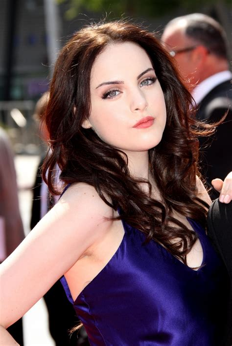 Latest Celebrity Photos: Elizabeth Gillies