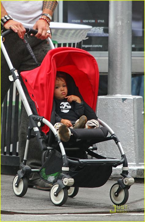 Nakoa-Wolf Momoa: Lisa Bonet's New Son!: Photo 1638901